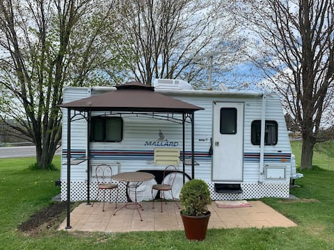 Experience Tiny Home Glamping @Bearpath Lodging
