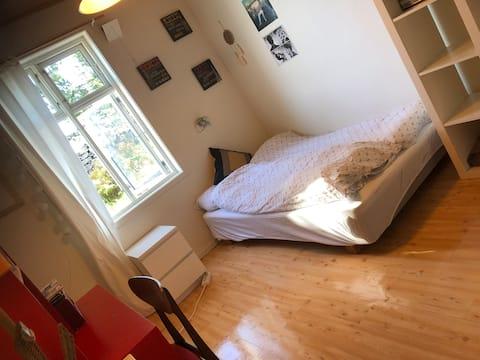 Fjord view room  @ #gulenakken