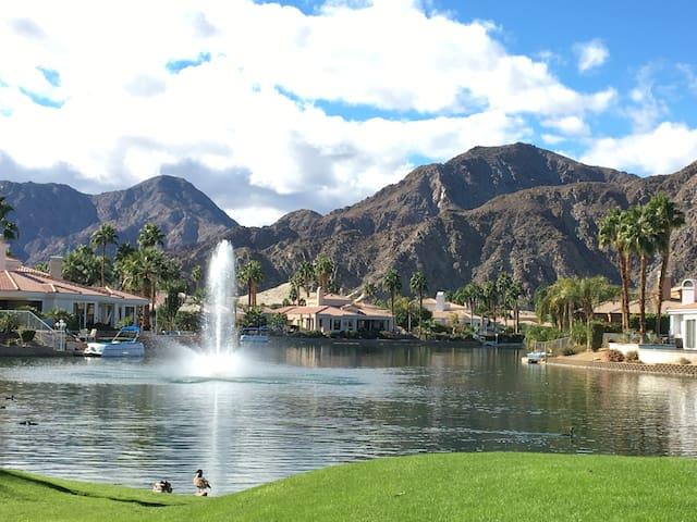Lake La Quinta Private Getaway/Pool