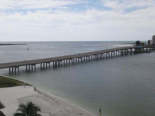 #908 Lovers Key Beach Club Gulf View