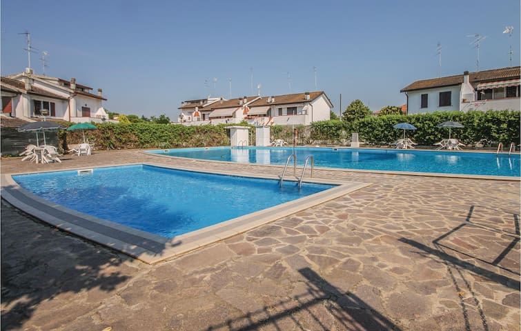 Holiday apartment with 1 bedroom on 35m² in Lido degli Scacchi FE