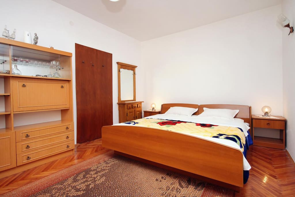Bedroom, Surface: 18 m²