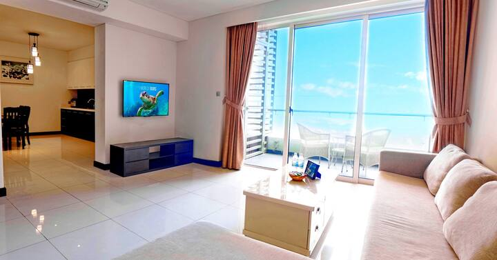 Seaview 1 Bedroom Apartment - The Costa Nha Trang