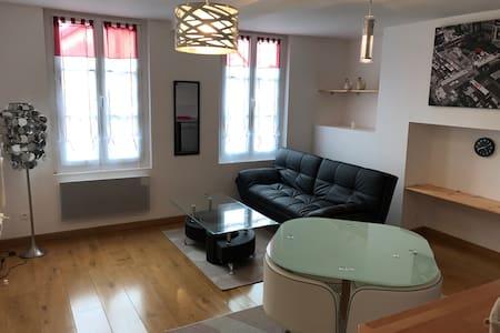 Magnifique T2 rénové proche Troyes - Sainte-Maure - 公寓