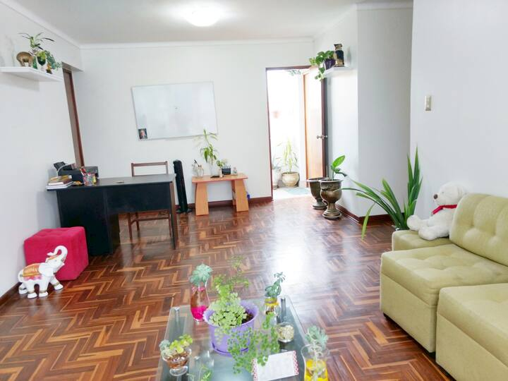 Shared Accommodation  - Private room in Miraflores