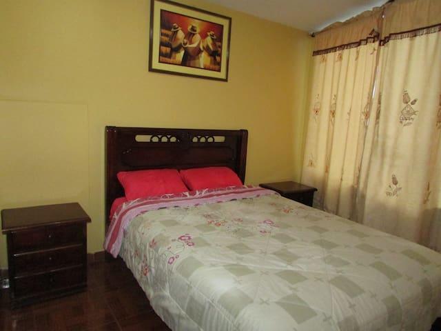 Habitaciones  Privadas y Confortables - Riobamba - Hostel