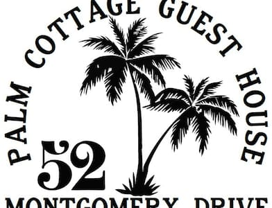Tasteful and Cozy Palm Cottage Guest House - Gillitts