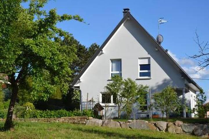 Maison chez Picathy