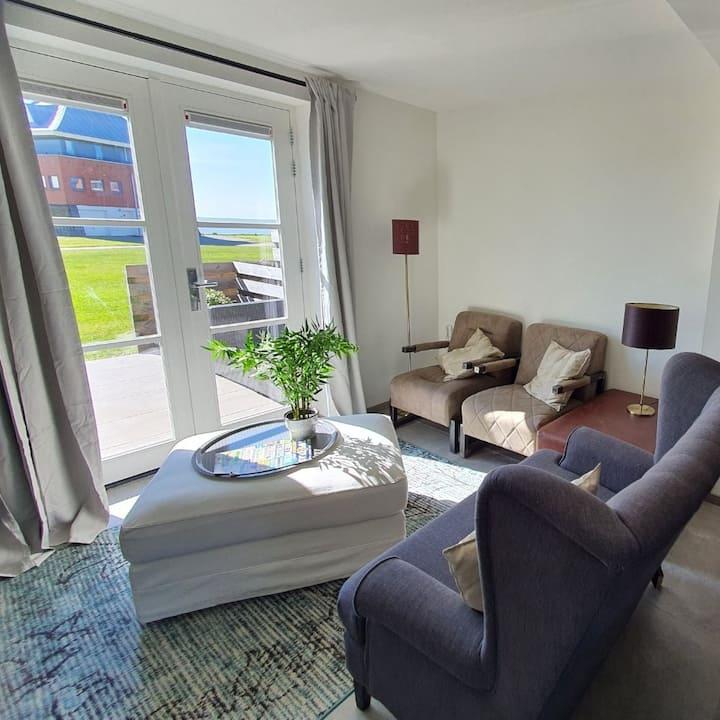 Hanzekop 3 — Huis met uitzicht op het IJsselmeer!