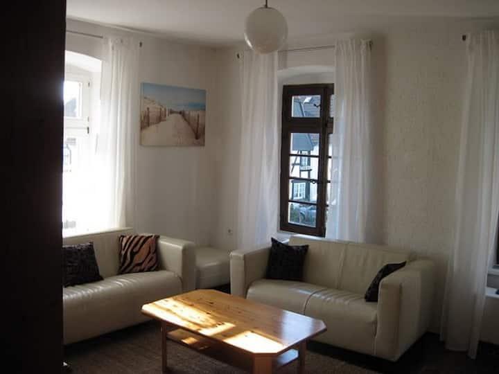 Mammut Apartments Balve, (Balve), Apartment  Wollhaarmammut, 65 qm, 2 Schlafräume, maximal 4 Personen