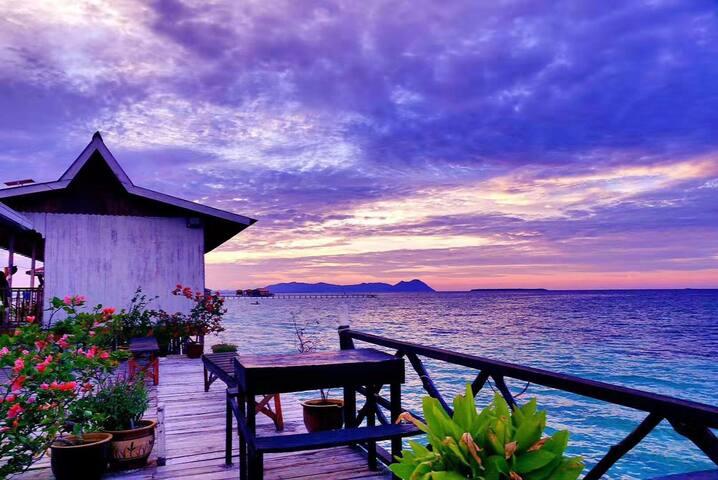 Grand Dive Resort 5(中文客服)-360度海景房