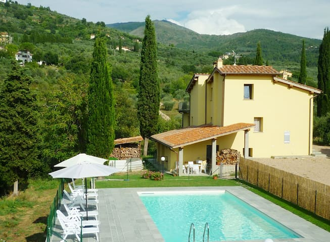 Holiday home in tuscany - Reggello - Daire