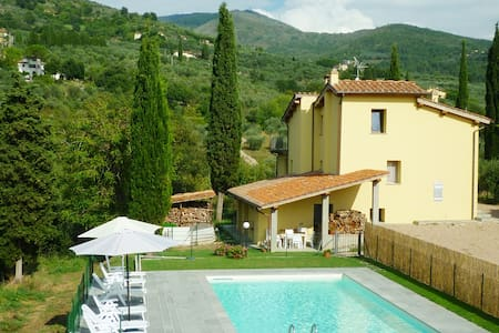 Holiday home in tuscany - Reggello - Apartment