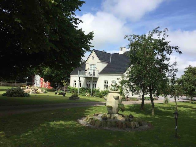 """ Green ll "" midt i Sønderjylland"