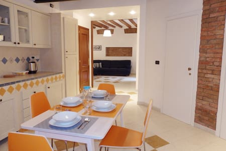 appartamento alla Crea - Venedig - Wohnung