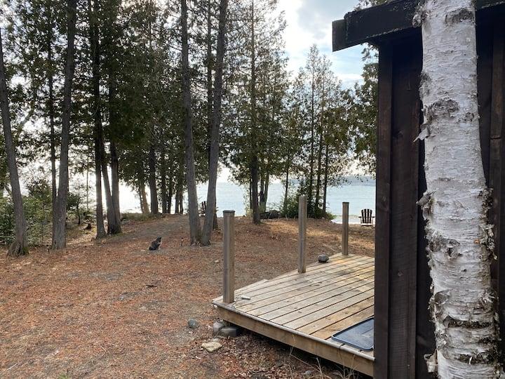 Private Cabin On Lake Huron