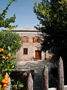 Traditional Stone Villa - Agios Lavrentios - Dům