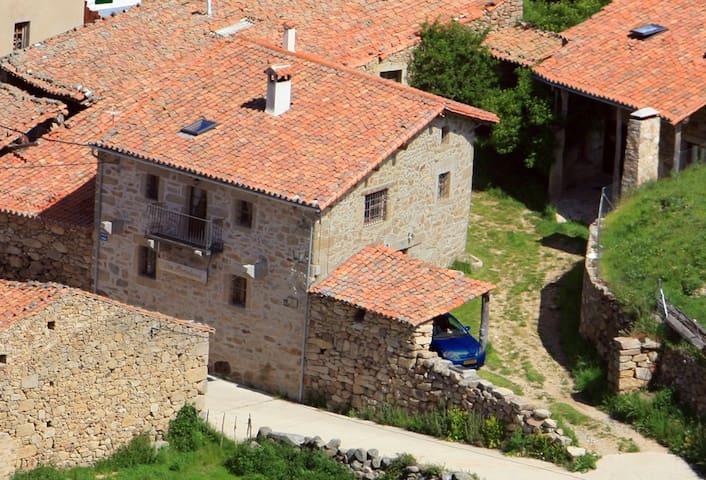 Casa Rural en la entrada de Gredos