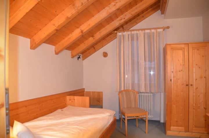 Hotel-Pension Breig garni, (Ottenhöfen), Einzelzimmer mit Dusche und WC