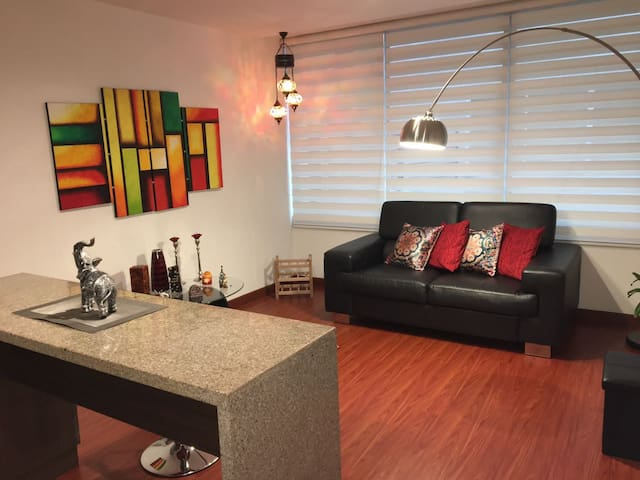Excelente apartamento en Chapinero- Cerca a Zona G