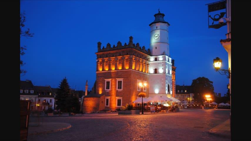 Przytulne mieszkanie w centrum - Sandomierz - Apartament