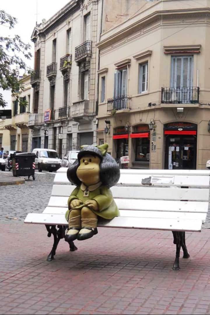 Mafalda. The comics by Quino