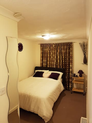 Comfy room with ensuite