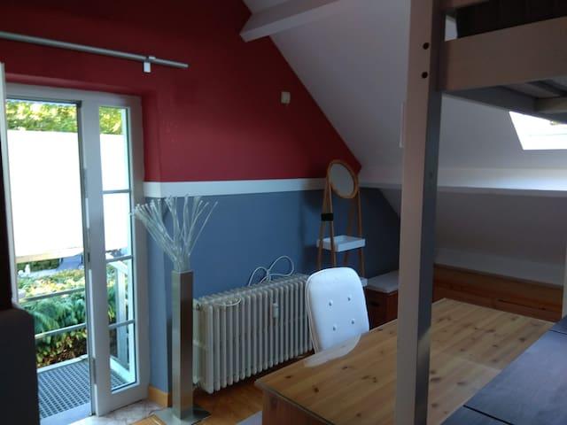 Studio moderne à Libramont