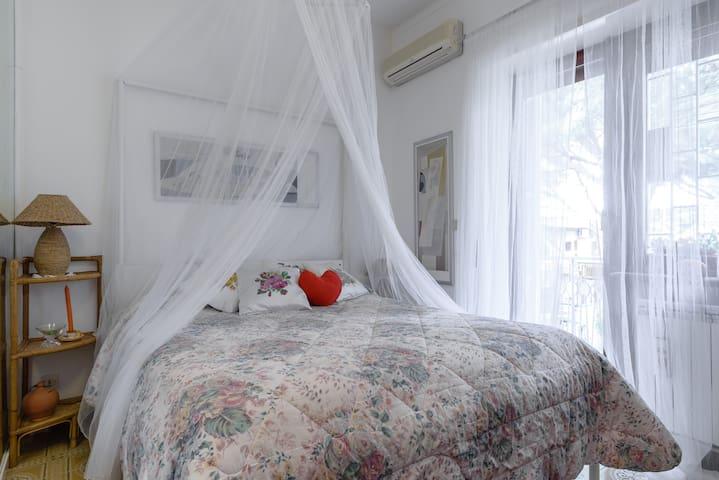 """b&b """"A CASA DI SILVANA"""" - Roma - Bed & Breakfast"""