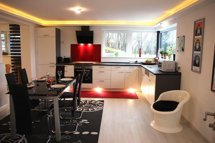 Ferienwohnung im Herzen Weinfrankens - Marktbreit - Apartment