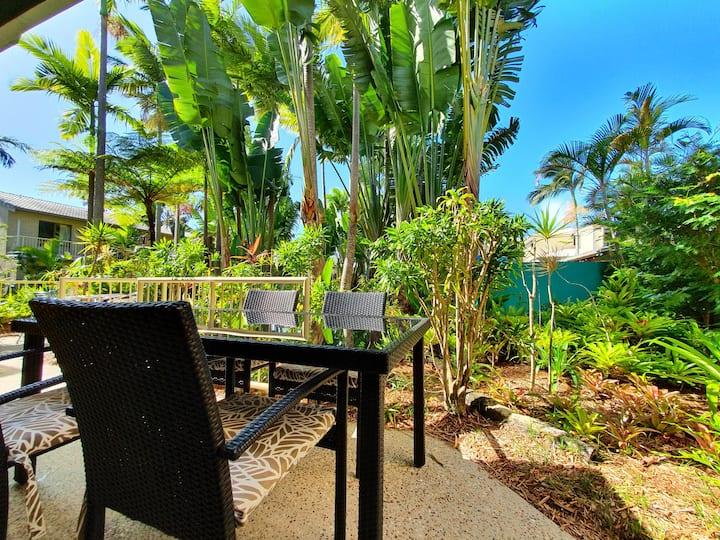 Stunning Poolside Retreat