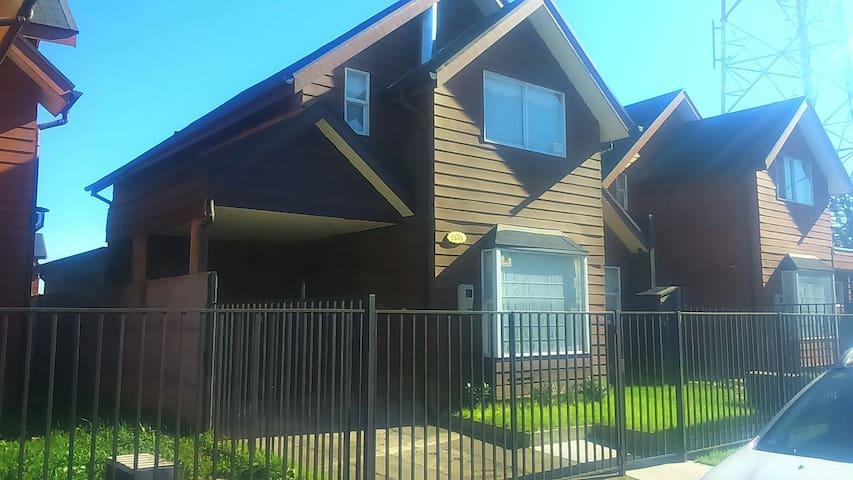 Habitación en casa a mts de Ruta 5 sector Pilauco
