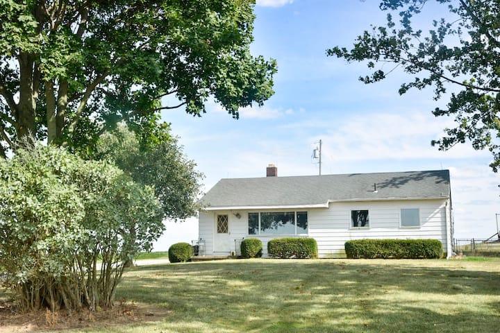 House on the Lane: The Farmhouse