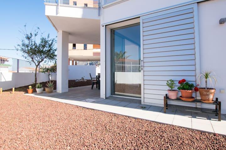 Peaceful Modern Beach Home