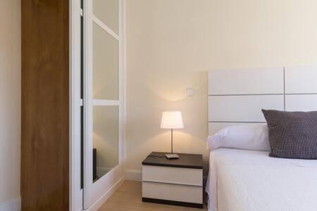 BBC Rooms individual o dos personas - Madrid - Huoneisto