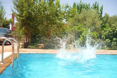 House with pool Beni-Mellal area
