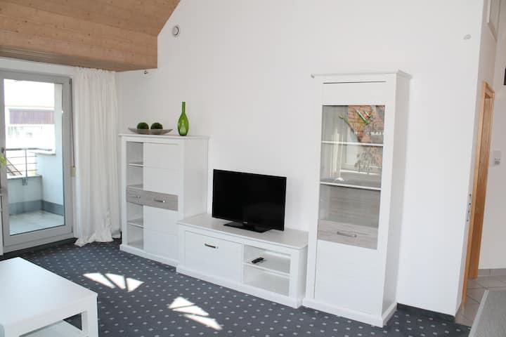 Wohnung mit Balkon Nähe Messe/Flughafen Stuttgart