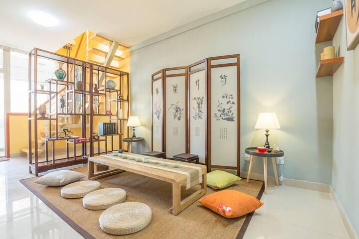 【路客】暑期大放价【城南往事】泉城古玩家的收藏空间|济南站|经一路|省立医院|和谐广场