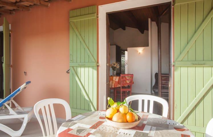 Appart n°5 (3 pers) -  avec piscine - Haute-Corse - Apartment