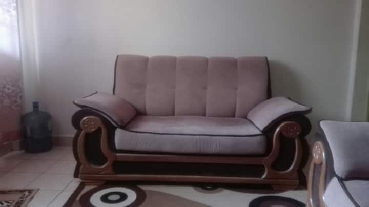 John's fully furnished house