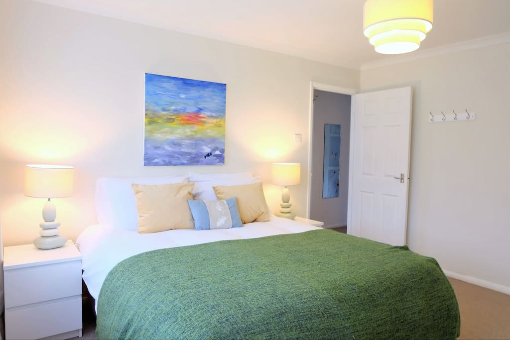 Colours of nature and King size double bed