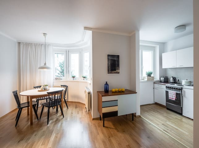Stylish and cosy Central Vienna apartment - Viyana - Daire
