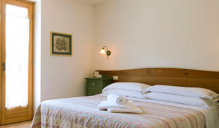 2-rooms Flat close to the lake