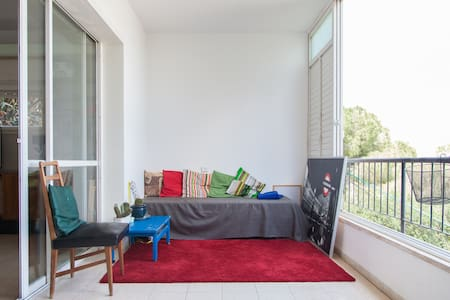 A wonderful private bedroom - Haifa