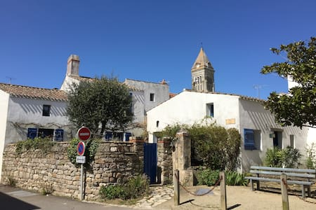 LA PETITE COQUILLE - Noirmoutier-en-l'Île - Casa