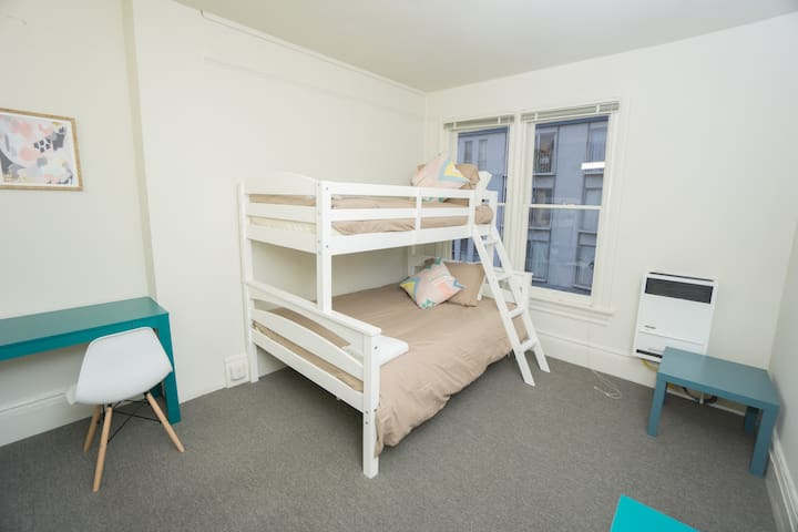 Dwight 7: Single bed in CoLiving Space near UCB