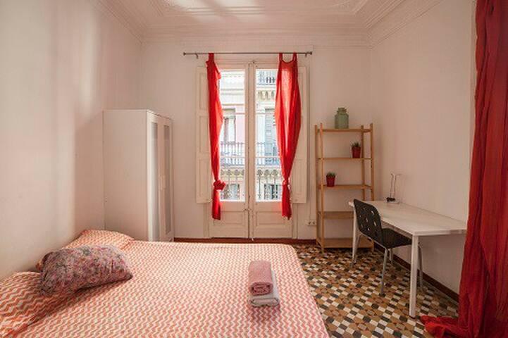 Apartamento tipo loft en el barrio gótico