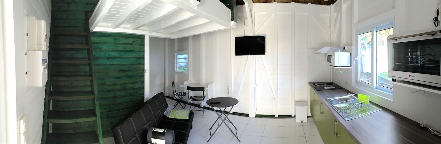 La Kaz Aloé - Basse-Terre - Wohnung