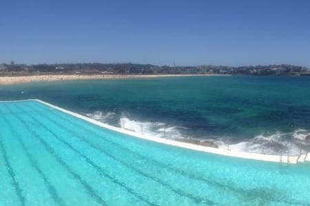 Perfect beach holiday pad with a view. - Bondi Beach