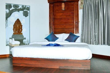 Deluxe Double Room - Krong Battambang